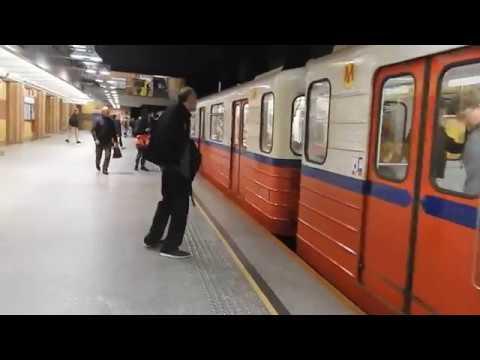 Warszawskie Metro. Metro W Warszawie- Przejazd. ZTM Warszawa