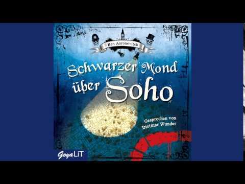 Schwarzer Mond über Soho YouTube Hörbuch Trailer auf Deutsch