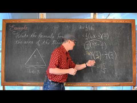 Distributive Property 6 Examples Algebra: Please read description