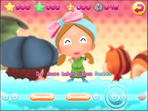 Backe, backe Kuchen Kinderlied - Karaoke App