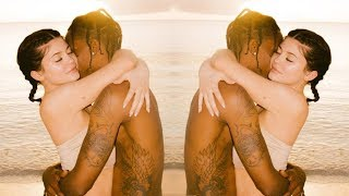 Kylie Jenner Shares RACY Photos With Travis Scott On Instagram!