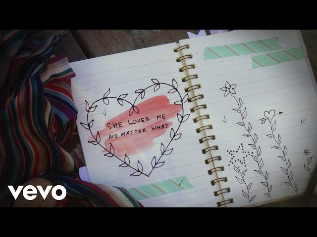 Calum Scott - No Matter What (Lyric Video)