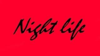 Scissor Sisters - Night life (Lyric video)