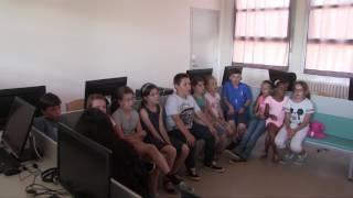 Activités périscolaires de Radio Avallon 105.2fm dans les écoles des Chaumes