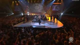 Stefanie Heinzmann - My Man Is A Mean Man (Live @ The Dome 45)