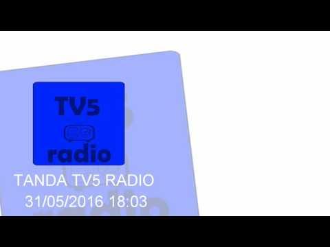 Tanda Comercial TV5 Radio 31/05/2017
