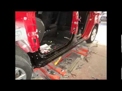 Hyundai I30 Crash Repairs