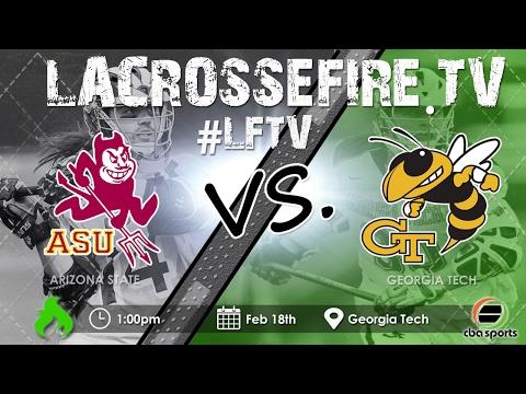 (MCLA) Georgia Tech vs. Arizona State