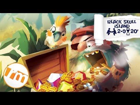 Recensioni Minute [225] - Black skull island