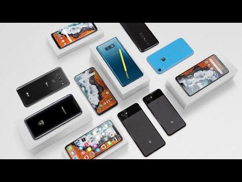 Best Smartphones of 2018!