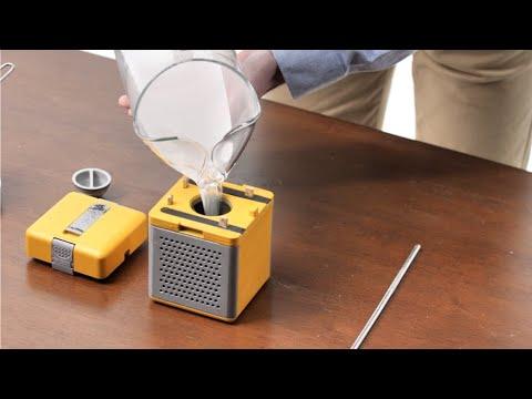 Kickstarter's Best 💡 HydraCell Fuel Cells