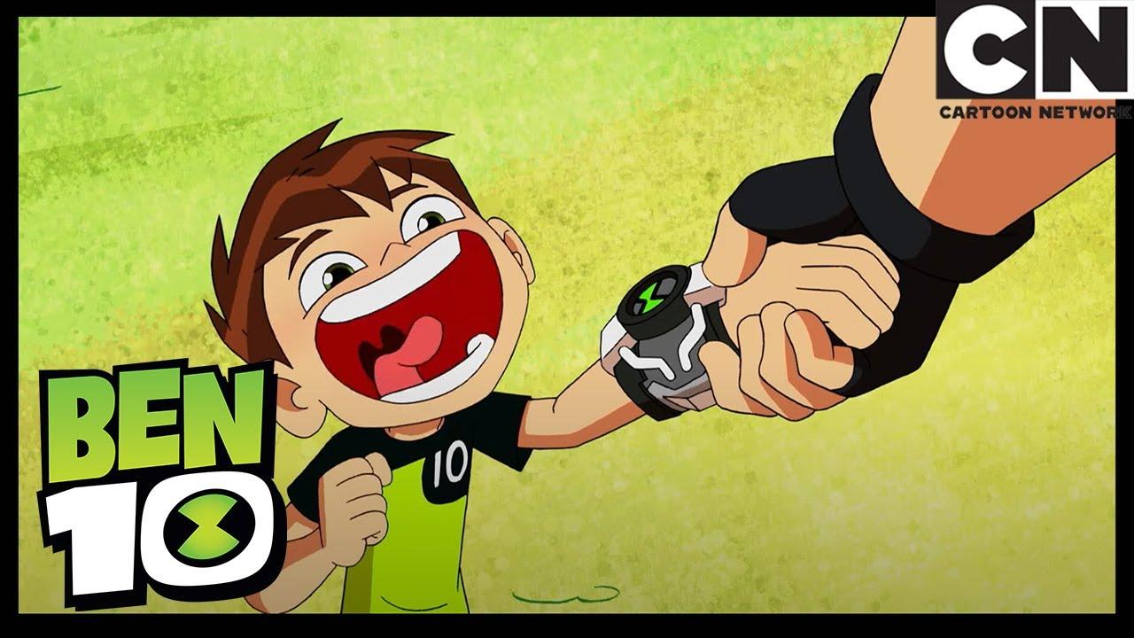 Ben 10, 010   Klip 7   Ben 10 Türkçe   çizgi film   Cartoon Network Türkiye
