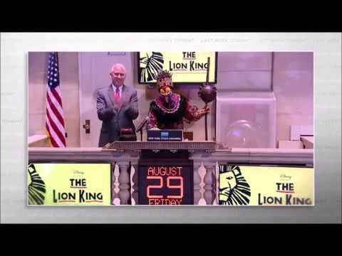 LWT -  Increasingly Weird Bell Ringers At The New York Stock Exchange