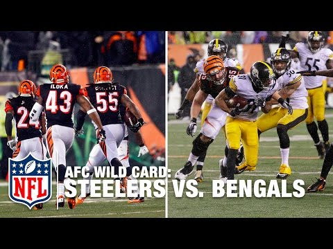 Vontaze Burfict Intercepts Landry Jones & Jeremy Hill Gives It Back | Steelers vs. Bengals | NFL