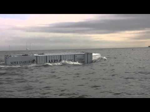 Sea Truck Full Robotic Control