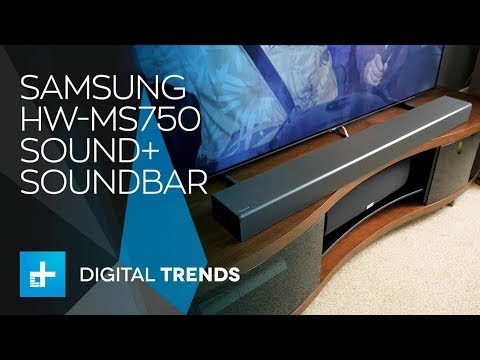 Samsung Sound Plus MS750 Soundbar – Hands On Review