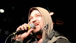 Bam Margera is Fuckface Unstoppable performing   All My Friends Are Dead