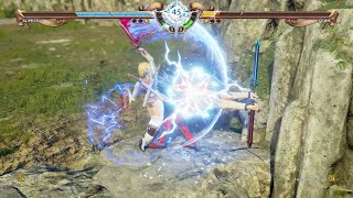 SoulCalibur 6 (Sophitia) Nyawu vs (#1 Ranked Groh) Icychains