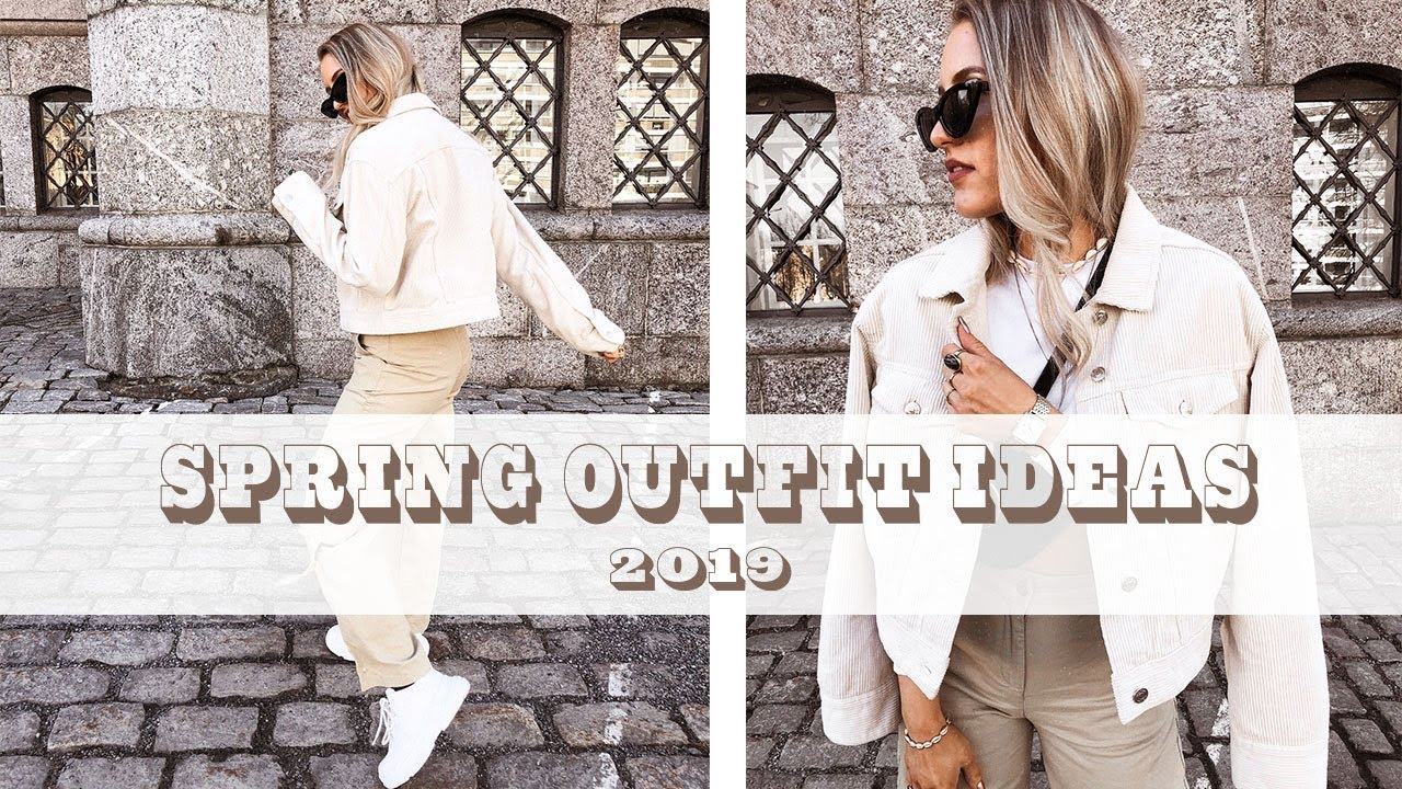 5 SPRING OUTFIT IDEAS 2019 – NA-KD, Nelly,Gina Tricot   SandraEmilia