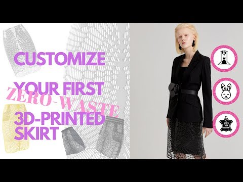 Future of fashion Archives - 3D Printed Clothing & Fashion