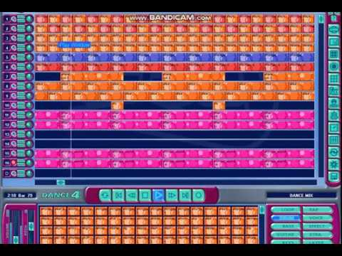 Dance (Start Mix Re-version) - DeJee (Dance EJay 4)