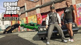 [GTAOnline] Lowrider Update Part 2 Why Ruin A Good Time?