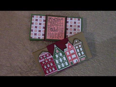 Christmas Money Holder Wallet