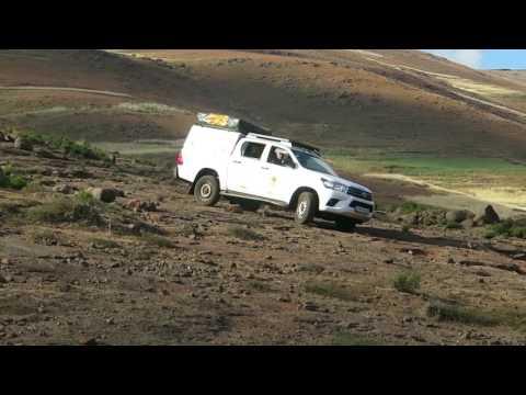 Lesotho 4wd - Part 5