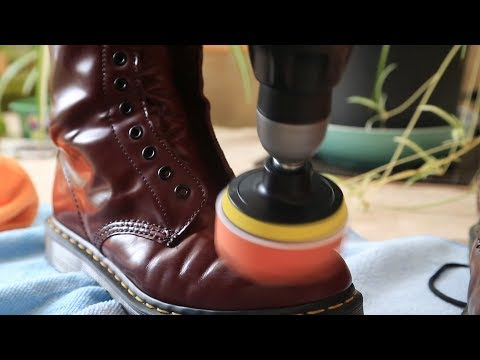 How to polish your Dr. Marten's boots