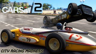 Project Cars 2 - City Racing Madness - Gameplay PC HD