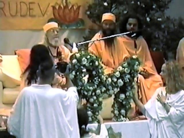 Paramahamsa Hariharananda's 91st Birthday Celebration (Vienna, Austria)