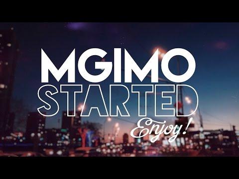 #MGIMO STARTED: Поступление