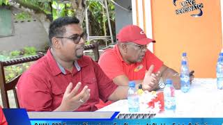GAWU, PPP Express Disgust over Fee Charging At Skeldon Estate Cultivation. News for 13th Feb, 2019