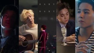 【繁中字】WINNER - 'BABY BABY' M/V MAKING FILM @ INNER CIRCLE MV拍攝 幕後花絮