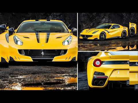 Ferrari F12tdf to sell at auction for £1million – THREE times what it was worth just two