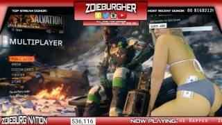 Banned Streamer Zoie Burgher Twerk 5