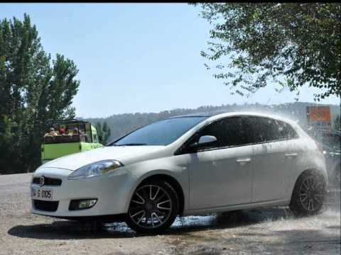 fiat bravo sport 1 4 t jet 150 hp youtube. Black Bedroom Furniture Sets. Home Design Ideas