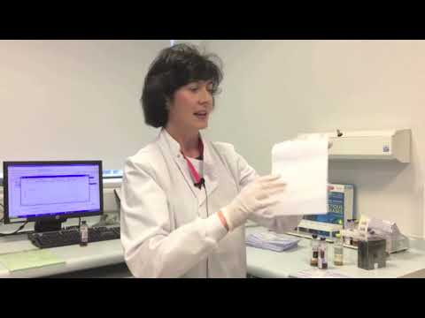 Ulster Hospital Laboratory Tour