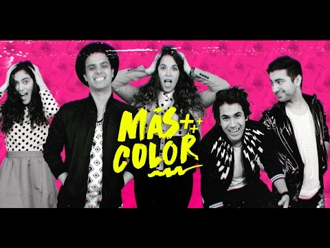 Más Color / Video Sencillo / MONTREAL