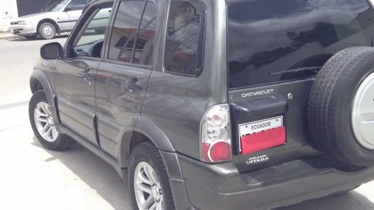 kpi vehiculos venta autos todoterreno chevrolet grand vitara 5p 2011 en loja ecuador youtube - Patio Tuerca Ecuador