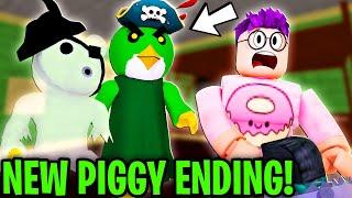 Can We Get The NEW SECRET PIGGY ENDINGS!? (NEW SKIN UPDATE!)