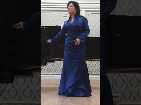 Aria SUSANNEI Deh vieni non tardar A  Mozart, Opera LE NOZZE DI FIGARO