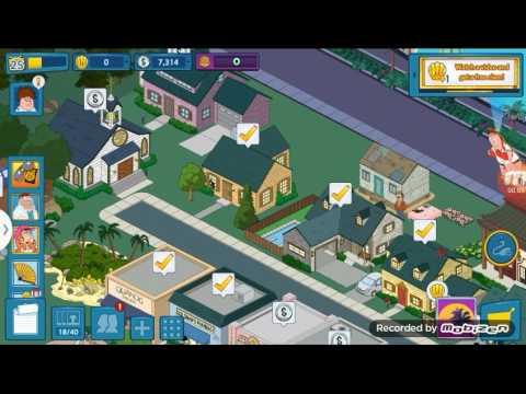 Обзор игры Family Guy В поисках Всякого для Android