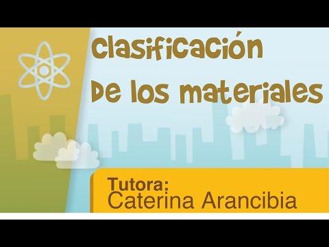 clasificación-de-los-materiales