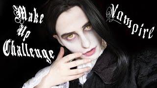Make Up Challenge || Vampire