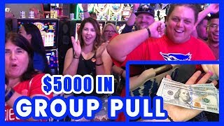 🤑🎰2 x $5,000 Group Slot Pull🔥🔥Ultimate FIRE Link➕Liberty Link🍸Cosmo LAS VEGAS ✦ BCSlots