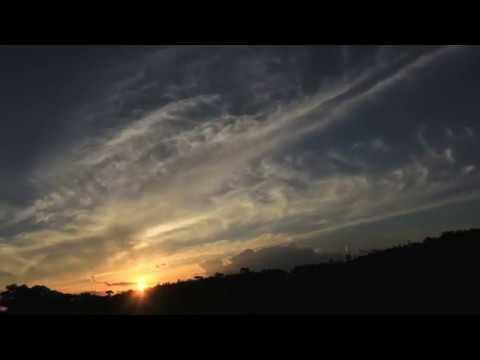 Timelapse Canon 60D - Sunset 14/12/17