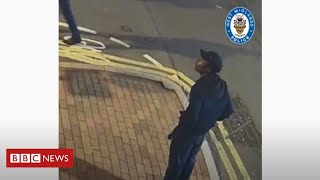 Police manhunt for Birmingham attack suspect  - BBC News
