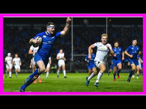 Breaking News | Vote: What Was Leinster's Guinness PRO14 Try Of The Season?