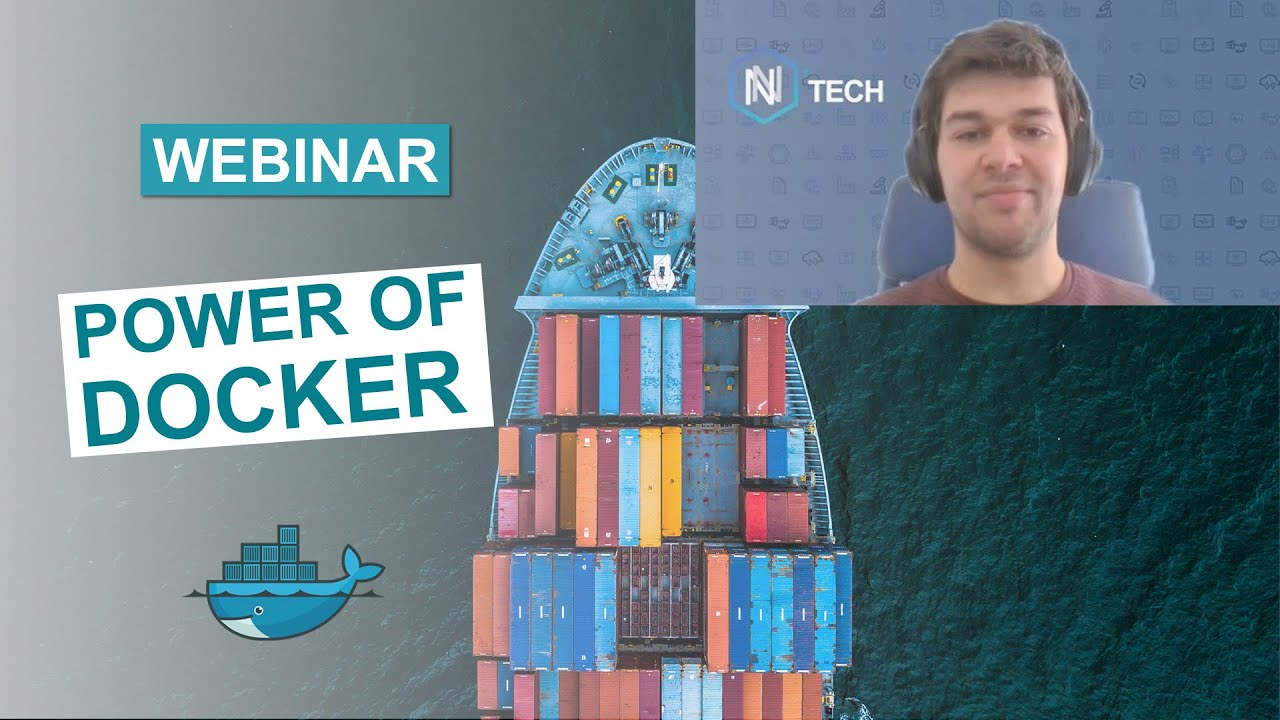 Discover the power of Docker | N'tech